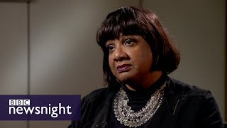 Diane Abbott on Labour, Corbyn, and dealing with harassment – BBC Newsnight