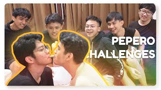PEPERO CHALLENGE TER-TEGANG! - w/ KPOP YOUTUBERS INDONESIA!
