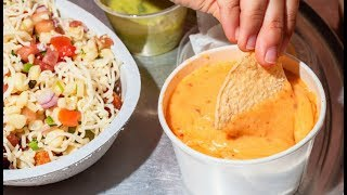 Chipotle Claims They've Cracked The All-Natural Queso Code