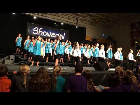 Indianola Middle School Side Kicks Show Ending