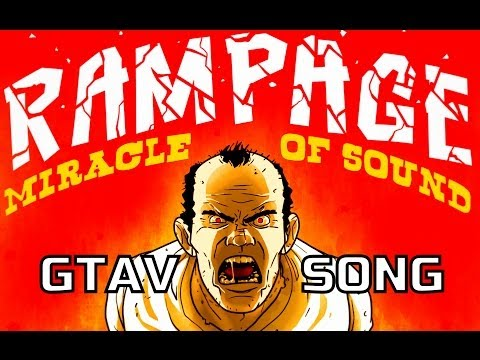 RAMPAGE!!! Grand Theft Auto V Song (Trevor)
