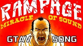 Repeat youtube video RAMPAGE!!! Grand Theft Auto V Song (Trevor)