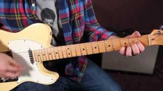 The Who - My Generation - How to Play On Guitar - Guitar Lessons