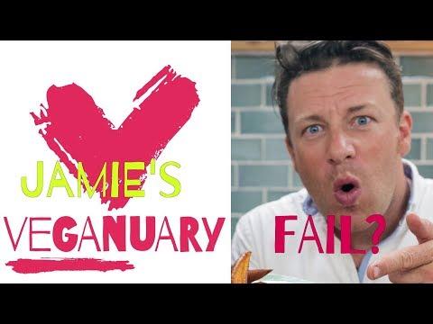 Jamie Oliver Goes Vegan For Veganuary?
