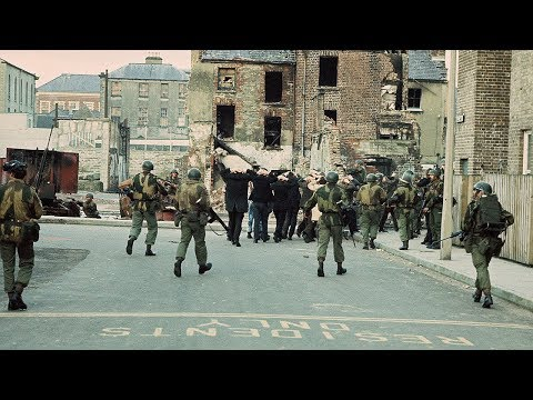 Fifty years since British troops deployed in Northern Ireland, the border question is as relevant as ever