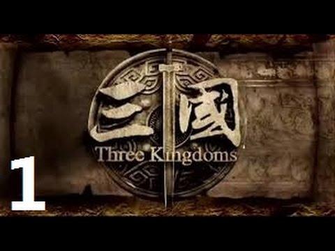 Europa Universalis 4: Warring states mod, Three Kingdoms 1