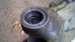 ремонт екскаватора-навантажувача Volvo BL61