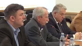 Sedinta extraordinara a Consiliului Judetean Maramures din 12.03.2019