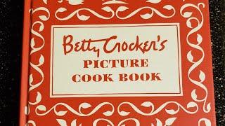 Cookbook Corner - Betty Crocker
