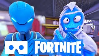 Best Fortnite VR Box 360 video Virtual Reality Google Cardboard SBS 3D Yeti Trog