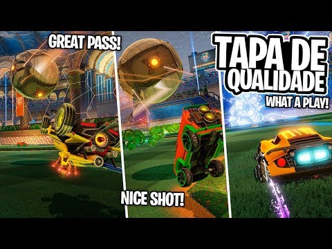 KARTUX RAIZ DO TAPA DE QUALIDADE NA RANKED! - Rocket League thumbnail