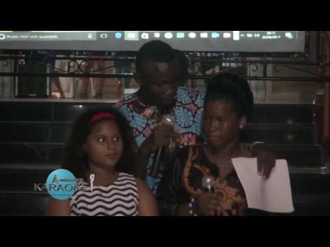 Ambiance Karaoké à Prima Conakry