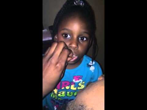 Skye boogie gets her tooth pulled by daddy the dentist