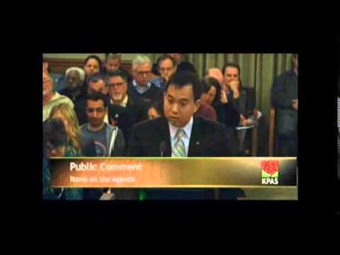 Attorney Mitchell Tsai for Stewards of Public Land