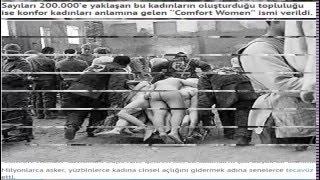 II Dünya Savaşı Esnasında Yaşanan İnsanlığın En Büyük Utancı Seks Kölesi Kadınlar