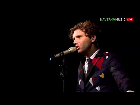 Mika - Showcase Naver Music Live - Seoul - 21.05.2015