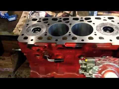 Ремонт двигуна ЮМЗ 8280 (IVECO/Fiat 8045.25) 2ч