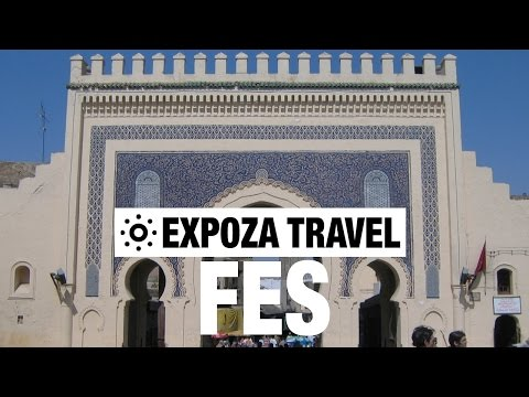 Fés Vacation Travel Video Guide