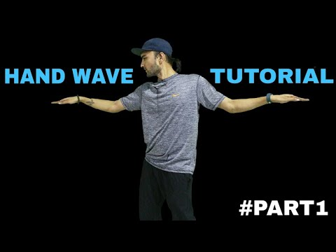 Hand Wave | Waving | Tutorial For Beginners