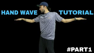 Hand Wave   Waving   Tutorial For Beginners