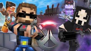 "Minecraft Overwatch #10: ""TAKING IT ALL BACK"" (Minecraft Roleplay)"