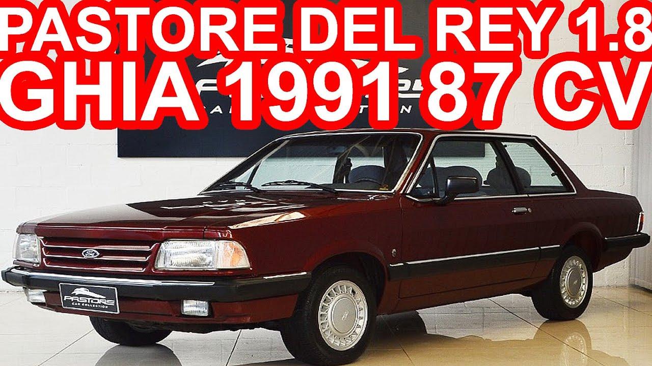 Pastore Ford Del Rey 1 8 Ghia 1991 Aro 14 Mt5 Fwd 1 8 87