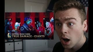 THE SEQUEL (True Damage - GIANTS (ft. Becky G, Keke Palmer, SOYEON, DUCKWRTH, Thutmose) Reaction)