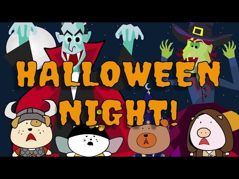 it's-halloween-tonight- -halloween-song-for-kids- -the-singing-walrus