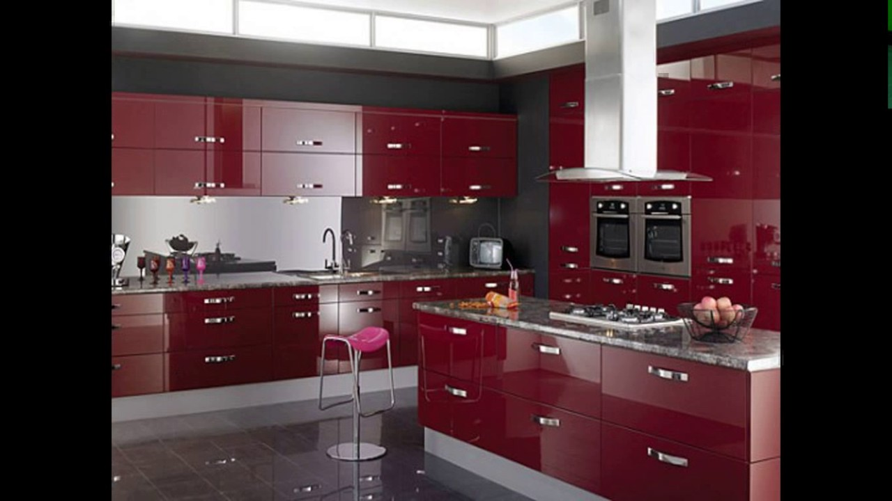 beautiful modular kitchen design gallery - youtube