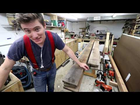 working-in-the-wood-shop---tour-and-table-builds