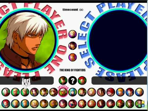 KOF XI Ultimate Dream Match 09