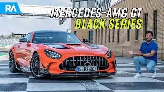 Mercedes-AMG GT Black Series (730 cv). A FUNDO no V8 mais potente DE SEMPRE da AMG