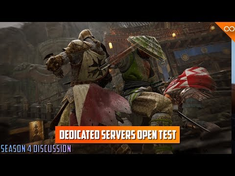 For Honor Dedicated Servers Beta | Play For Honor for Free on Dedicated Servers