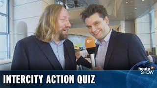 Bahn-Quiz: Lutz van der Horst im Bundestag | heute-show vom 30.11.2018
