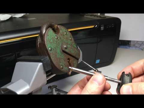 Pick A Door Lock With Homemade Tool Doovi