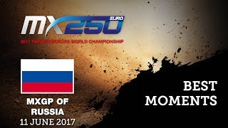 EMX 250 Race1_Russia Best Moments