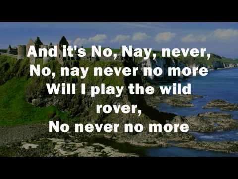 The Wild RoverNo Nay Never The Dubliners Lyrics
