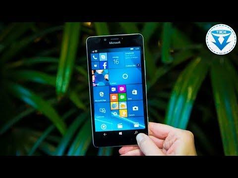 Como fazer os dados móveis funcionarem no Windows 10 Mobile