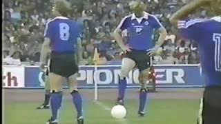 Köln - Hamburger SV. BL-1980/81 (0-3)