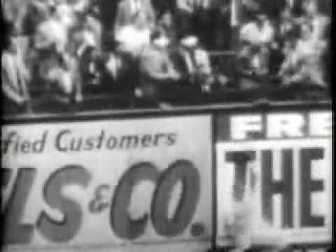 1952 World Series Game 1:  Yankees vs Dodgers