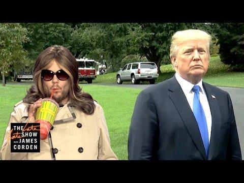 We've Found Melania Trump's Body Double