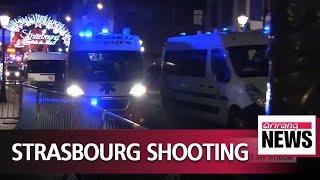 Strasbourg shooting: 4 killed, suspect still on loose