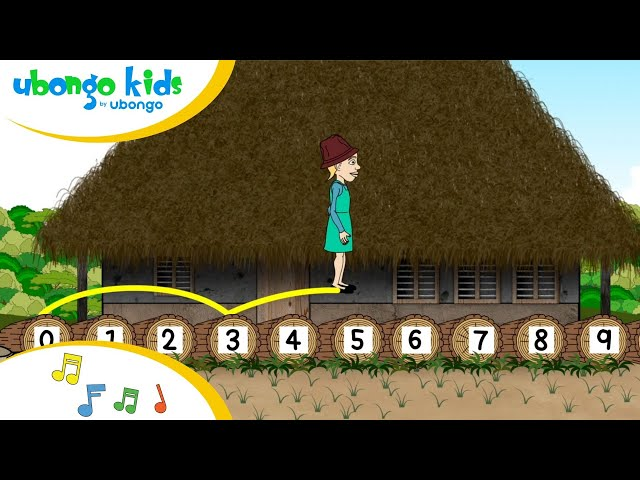 Skip Counting (a Clever Way to Count)! | Sing With Ubongo Kids | Educational Cartoons for Children