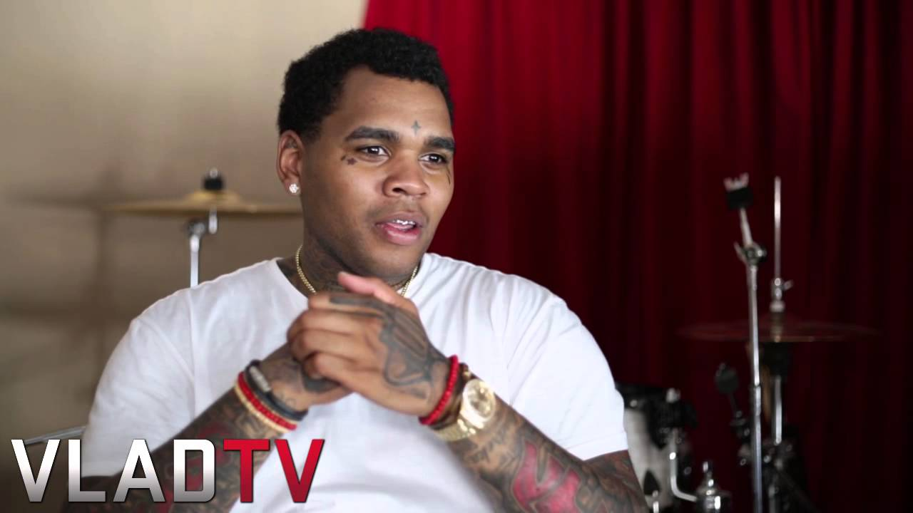 Kevin Gates: I Did 2 Years in Juvie at the Age of 15
