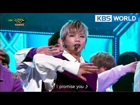 Wanna One - I.P.U   워너원 - 약속해요 [Music Bank / 2018.04.06]