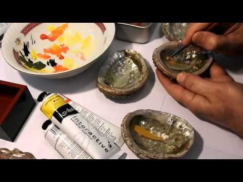 How to Paint 3D Goldfish in Resins