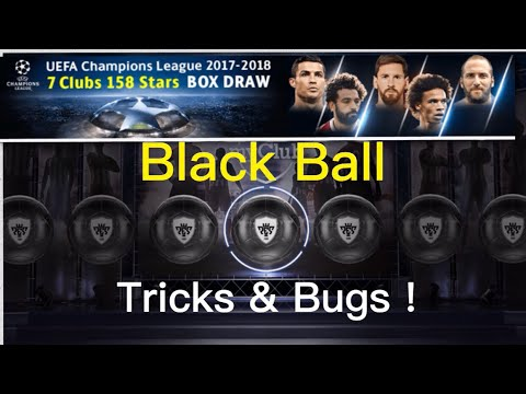 Download How To Get Black Ball In Uefa Champions League Pack