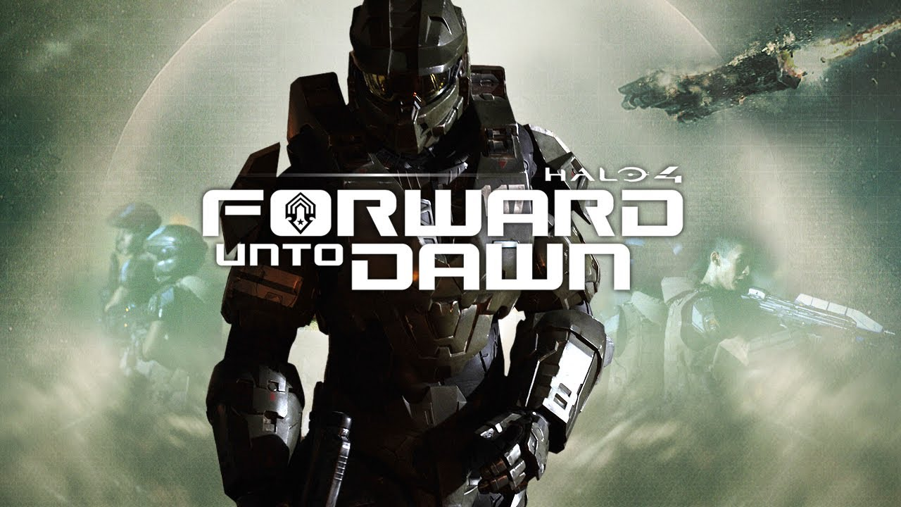 First Look Halo 4 Forward Unto Dawn Live Action Series Youtube