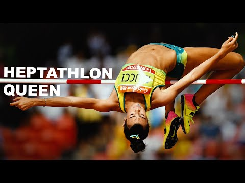 My Life As... A Heptathlete - Celeste Mucci
