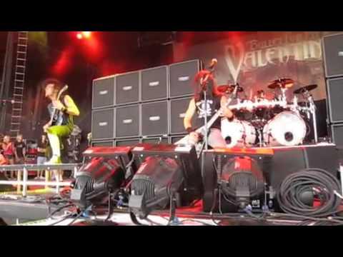 Rockstar Mayhem Festival 2009